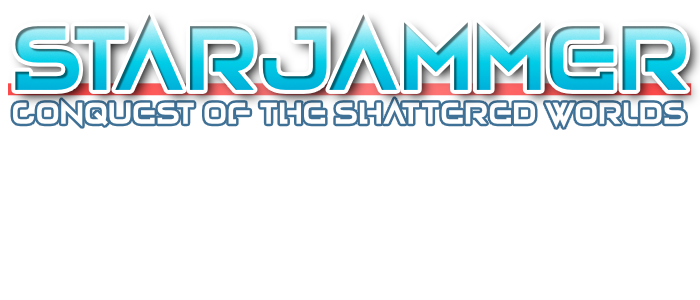 Starjammer: Conquest of the Shattered Worlds